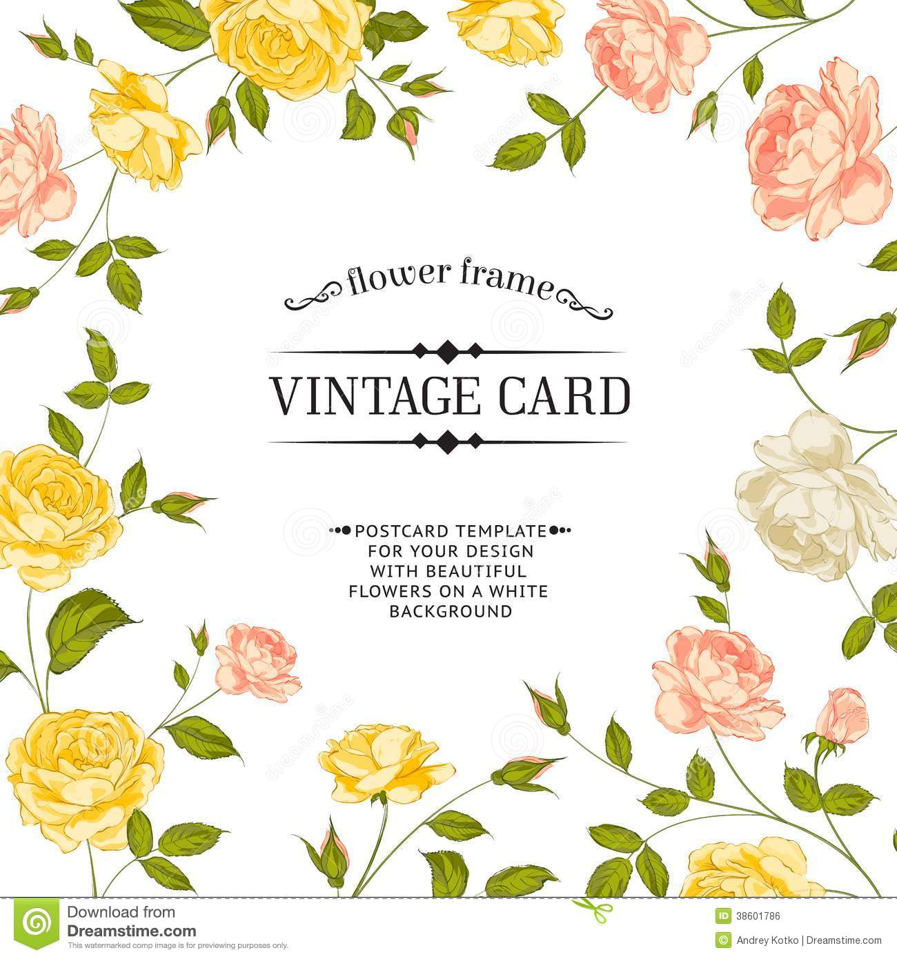 free wedding invitations vector floral wedding invitations floral frame perfect for wedding invitations royalty free stock image