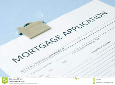 Mortgage Royalty Free Stock Images - Image: 33055999