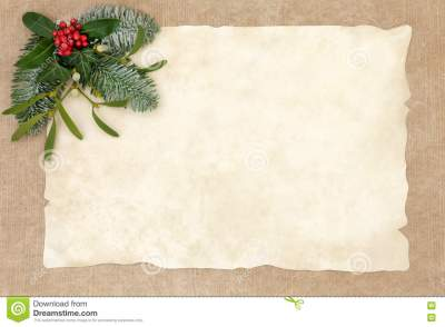 Old Fashioned Christmas Background Stock Photo - Image of noel, blank: 72982554