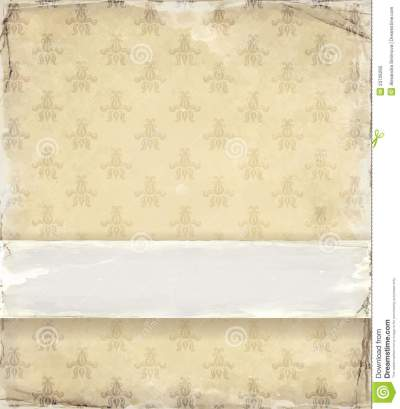 Old Fashioned Wallpaper Royalty Free Stock Photo - Image: 23726295