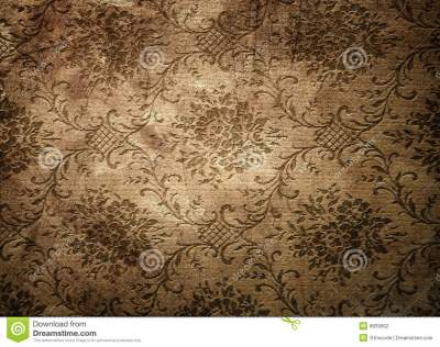 Old vintage wallpaper stock photo. Image of obsolete, damage - 6839062