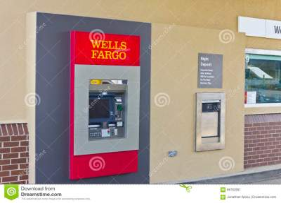 Peru, IN - Circa March 2016: A Wells Fargo Retail Bank Branch III Editorial Photo - Image: 68762801