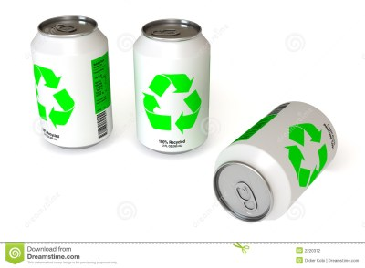 Recycled Can stock illustration. Image of global, container - 2220372