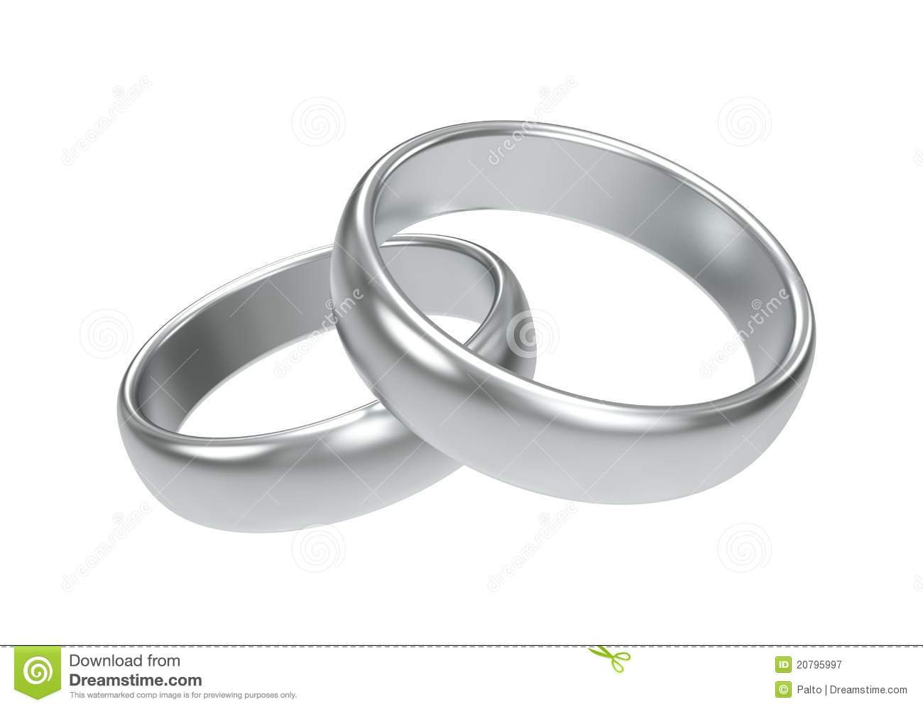 royalty free stock photography silver wedding rings image silver wedding ring Silver wedding rings