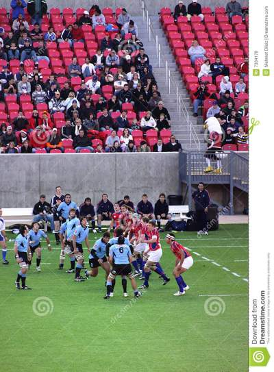 USA Eagles Vs Uruguay National Rugby Game Editorial Stock Photo - Image: 7304178