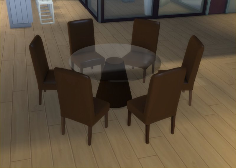 Large Of Round Dining Table For 6