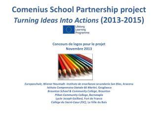 PPT - Comenius PowerPoint Presentation - ID:5392093