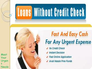 PPT - Bad Credit Loans - Online Monetary Help Without Any Additional Cost PowerPoint ...