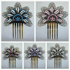 Spanish flamenco hair comb Peineta Direct from Spain 7 height Many colours