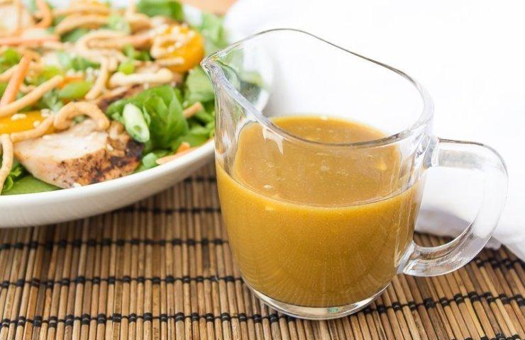 Sweet and Sour Vinaigrette