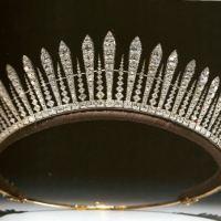 Westminster Tiaras Theme Week: Princess Mary's Fringe Tiara
