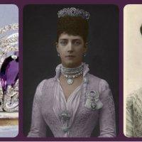 Tiara Time! Queen Alexandra's Amethyst Tiara