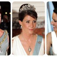 tiara time: Princess Dagmar's Floral Tiara