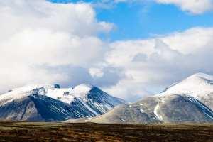 Brudesløret i Rondane nasjonalpark