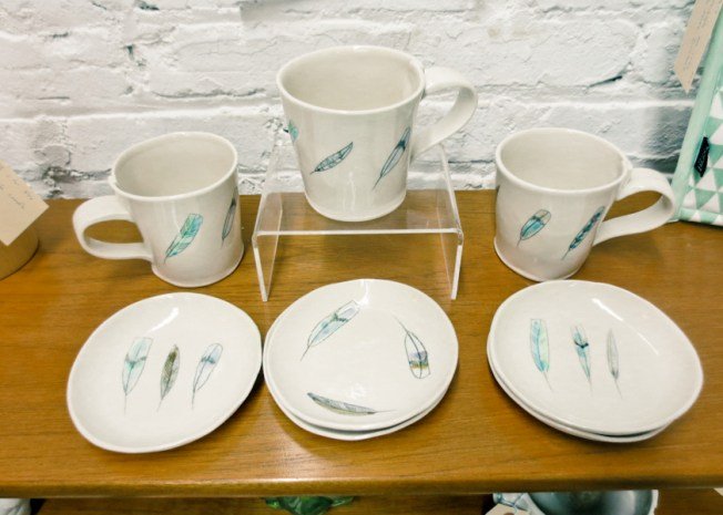 Vanessa Villareal Ceramics at Finely Crafted, Atlanta GA