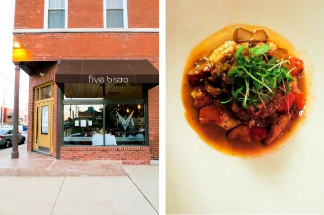 Five Bistro, St. Louis