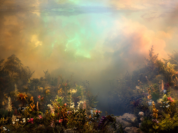 Kim Keever landscape | tide & bloom