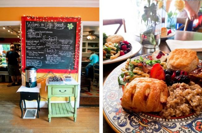 Cafe Jonah in Atlanta, GA | tide & bloom