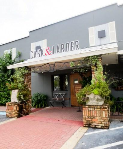 Cask & Larder in Orlando, FL | tide & bloom