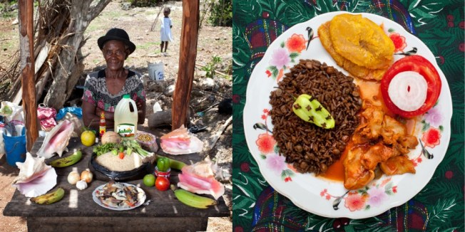 Haitian Lambi in Creole Sauce, Delicatessen With Love | tide & bloom