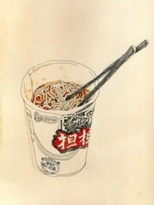 Juriko Kosaka Illustration