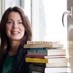 Anne Swärd: »Jag har faktiskt stulit några böcker genom åren«
