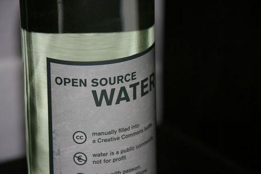"""""""Open Source"""" Water"""