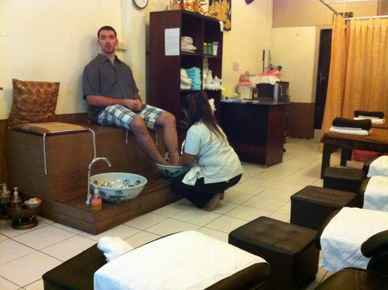Chiang Mai Budget Massages