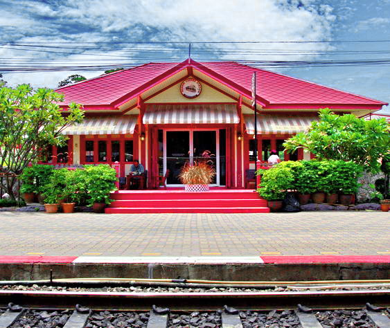 Hua Hin to Bangkok by Third Class Train