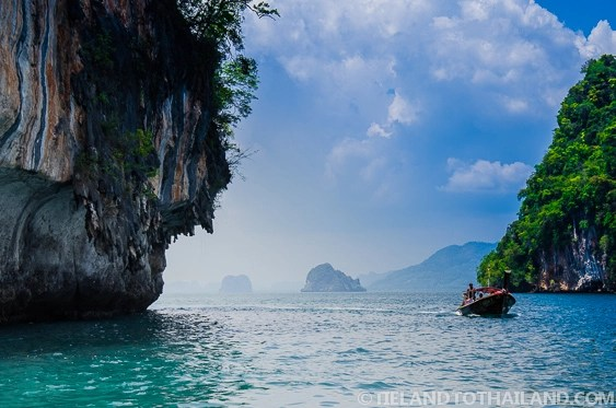 Island Hopping Things to do in Krabi Thailand