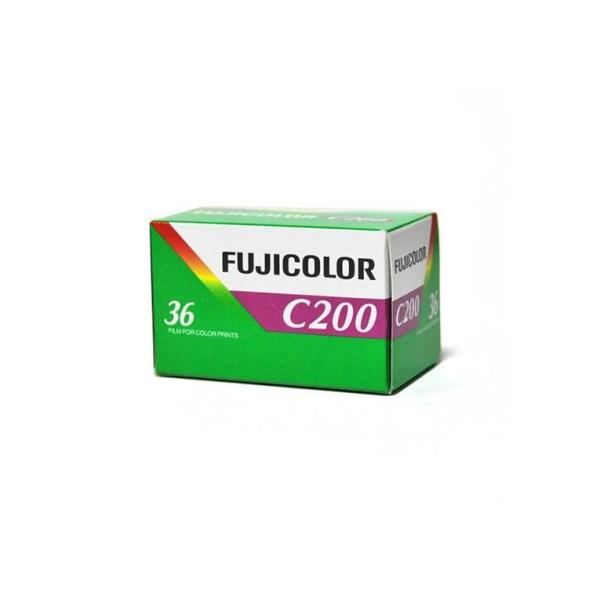 Fuji C200 35mm