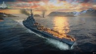 Miniatura World of Warships