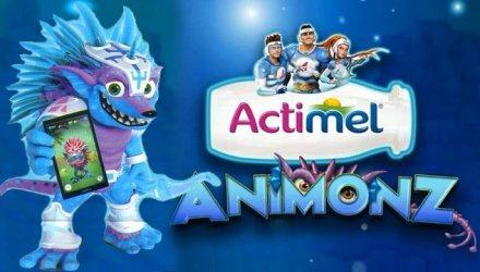 Equipo Actimel y los Animonzs
