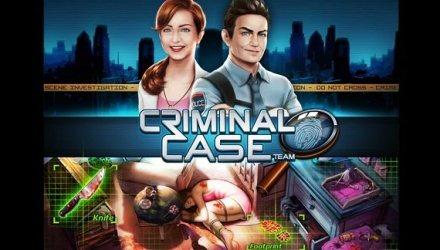 Anímate a resolver los misterios de Criminal Case