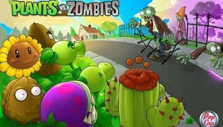 Plantas vs Zombis