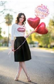 Be My Valentine   Tiffany Tank