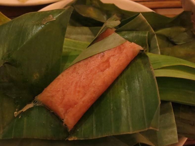 It taste like a Vietnamese flavour of tempura/ 越南版的魚漿