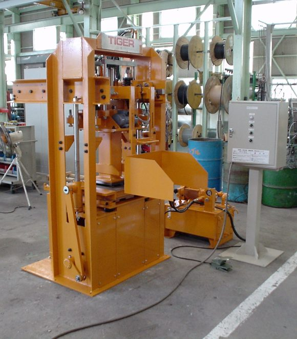 C.M. Production Testing Machine