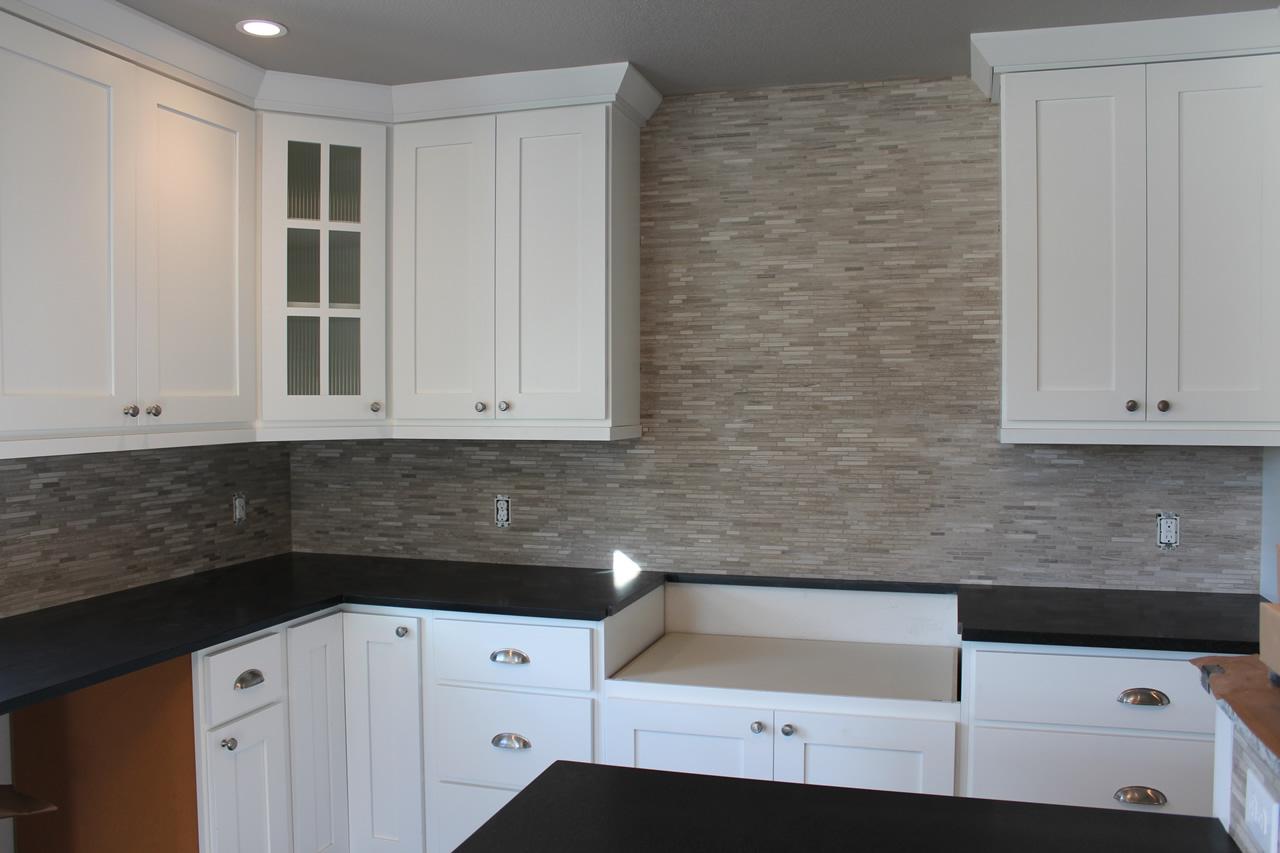 limestone mosaic kitchen backsplash in fort collins mosaic kitchen backsplash