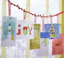 Innovative If Bonus Post Card Display Cottage Card Her Pegs Card Her Ideas