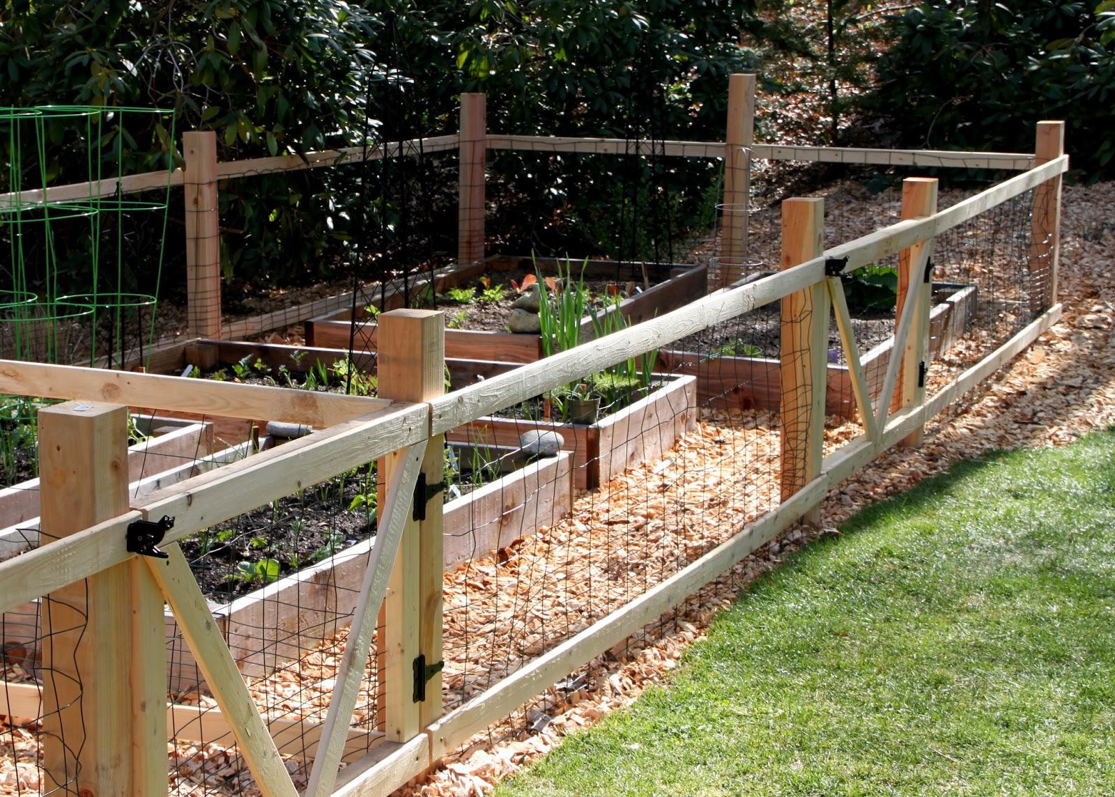 Fullsize Of Small Garden Fence