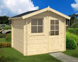Garden Summer House Anke M 5m² / 28mm / 2,5 x 2,5 m