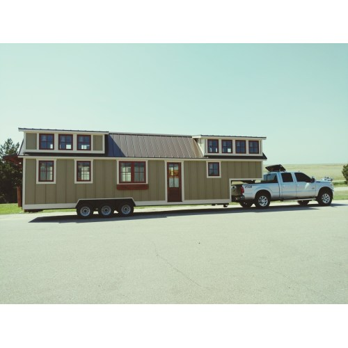 Medium Crop Of Tiny House Trailers