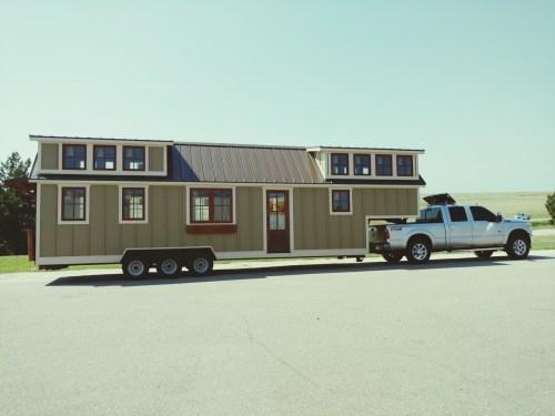 Medium Of Tiny House Trailers