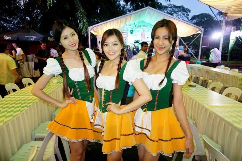 Carlsberg Malaysia's Oktoberfest 2014 Launch | Adventures of a Tomcat