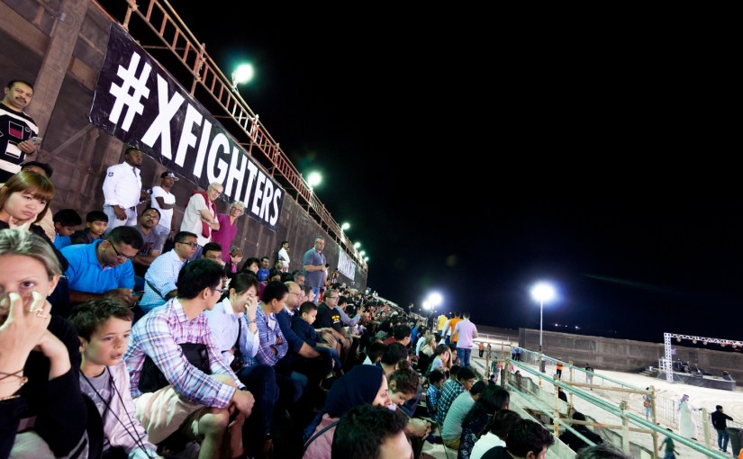 Out in Bahrain: Red Bull X-Fighters Jams
