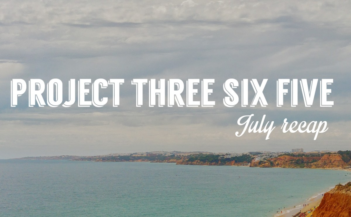 Project 365 - 2015: July Recap