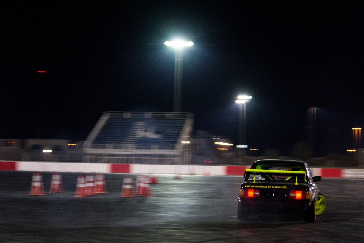 Out in Bahrain: Drag and Drift Night