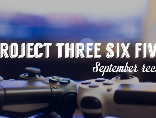 Project 365: September 2015