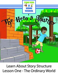 Hero's Journey Cover